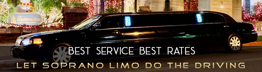 Limo Service Palm Springs